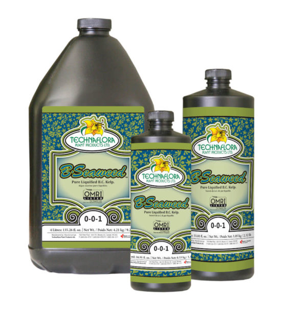 Product Family of Sizes for B - Seaweed