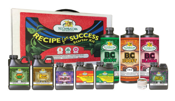 Recipe for Success Kit Image of all included products.
